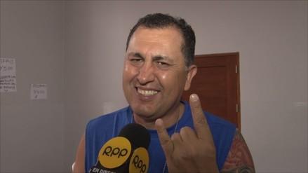 """Marcos Patiño: """"Mi vida tiene mucho que ver con el 'Ave Fénix'"""""""