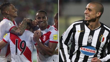 David Trezeguet destacó el crecimiento de Perú en las Eliminatorias