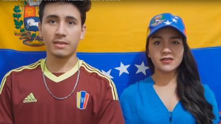 Venezolanos en el Perú votarán en plebiscito simbólico contra Maduro
