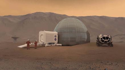 La NASA admite que no hay dinero para aterrizar en Marte