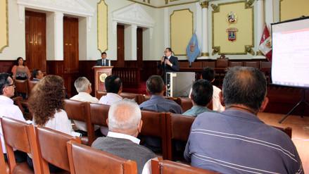 Presupuesto Participativo aprueba 5 proyectos para la provincia de Chiclayo
