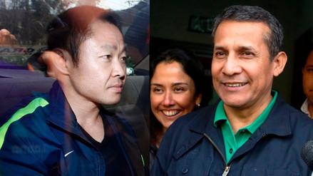 Así opinaron los políticos sobre la visita de Kenji Fujimori a Ollanta Humala
