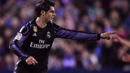 El AC Milan quiere fichar a Álvaro Morata pero pone sus condiciones