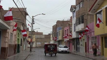 Multarán con 810 soles a los que no embanderen sus casas por Fiestas Patrias