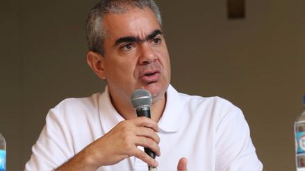 Alcalde Velarde a Castañeda: