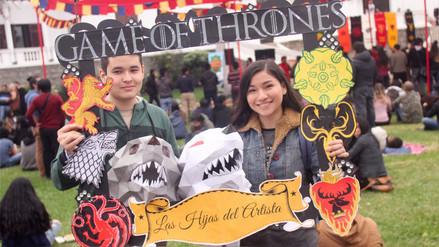 Fotos | Game Of Thrones: Así se vivió el Fan Fest Westeros 2017