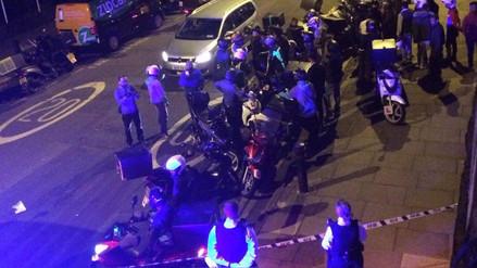 Acusan a adolescente de atacar con ácido a seis personas en 90 minutos en Londres