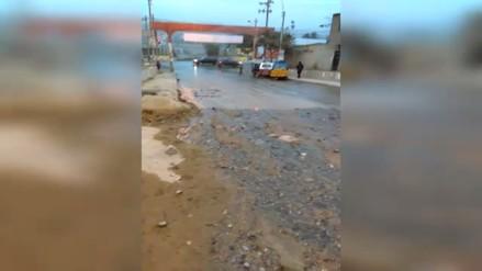 Chosica: Aniego afecta a vecinos hace más de dos semanas