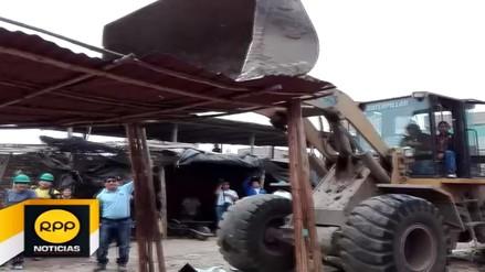 Trujillo: recuperan calles invadidas por comerciantes