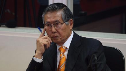 Ipsos: La mayoría pide indulto de Fujimori, pese a que cree que estuvo bien condenarlo