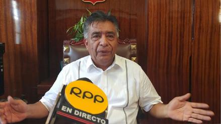 Alcalde de Chiclayo critica intervención de OTASS a Epsel