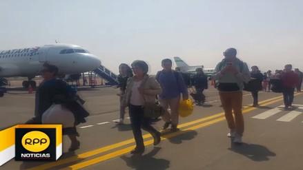 Inauguran primer vuelo directo desde Cusco hacia Trujillo