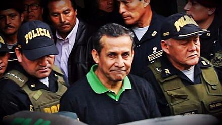 Defensa de Humala y Heredia: