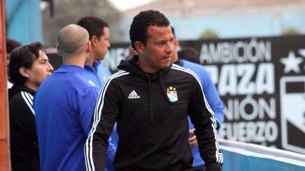 Sporting Cristal oficializó a Pablo Zegarra como técnico hasta diciembre