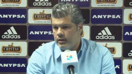 Sporting Cristal encabeza pedido de disolución de la Comisión de Justicia de la ADFP