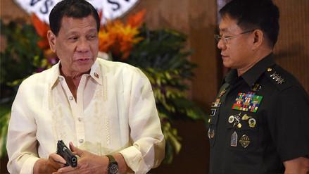 Cuatro guardaespaldas de Duterte heridos tras emboscada de rebeldes
