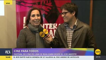 Festival de Cine de Lima expondrá cintas peruanas a programadores