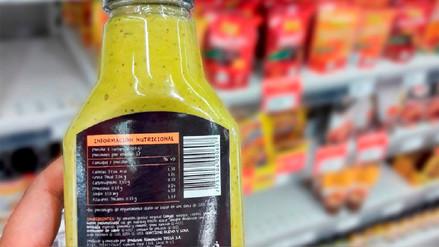 Indecopi investiga a otros productos por rotulado tras caso Pura Vida