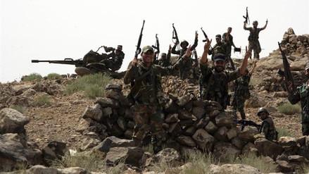 El Estado Islámico aún controla más del 20% del territorio de Siria