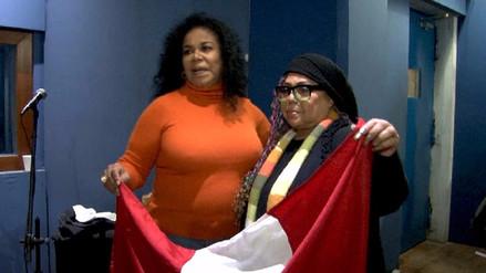 Eva Ayllón y Lucía de la Cruz descartan rumores de rivalidad