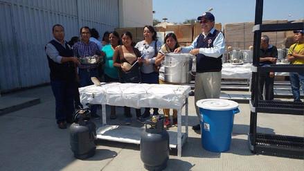 Comedores recibieron ayuda tras buen trabajo durante 'El Niño Costero'