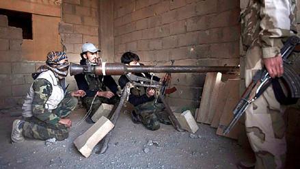 La CIA deja de armar a las tropas rebeldes en Siria