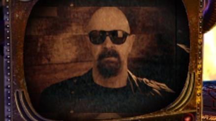 La banda Judas Priest lanzó su propio videojuego