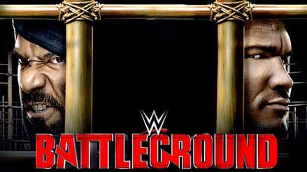 Estos fueron los resultados oficiales del WWE Battleground 2017