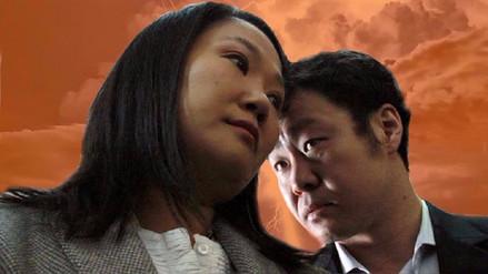 Tensión entre Keiko y Kenji Fujimori se encuentra en su punto más alto