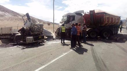 Arequipa es la región del sur donde se registra más accidentes de tránsito