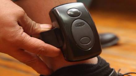 Por primera vez una interna llevará un grillete electrónico en Perú