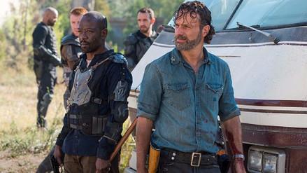 The Walking Dead rinde homenaje al actor que murió en su set