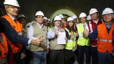 Línea 2 del Metro: MTC anuncia reinicio de obras del megaproyecto