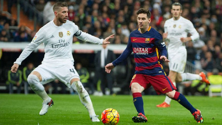 El primer clásico Real Madrid vs. Barcelona se jugará en diciembre