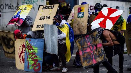 El gobierno de Maduro detuvo a 367 personas durante el paro general en Venezuela