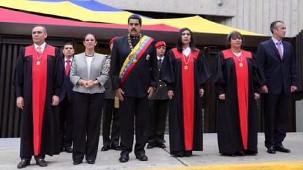 """El Supremo de Venezuela pidió """"acciones de coerción"""" contra el Parlamento"""