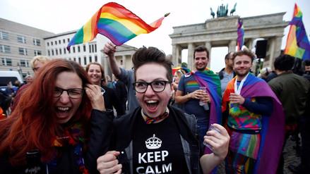 El presidente de Alemania firmó la ley que permite el matrimonio igualitario