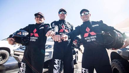 Alta Ruta 4x4 presentó el equipo que participará en el Rally Dakar 2018