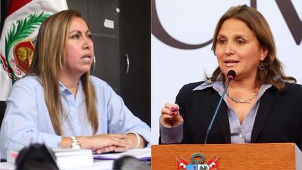 Marisol Pérez Tello vs. Katherine Ampuero, ¿quién tiene la razón?