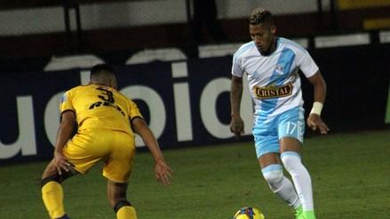 Sporting Cristal empató contra Cantolao y se aleja del Torneo Apertura