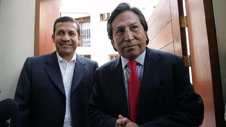 Toledo y Karp envían mensaje de solidaridad a Humala y Heredia