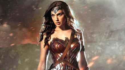 """""""Wonder Woman 84"""": Gal Gadot comparte la primera imagen de la secuela"""