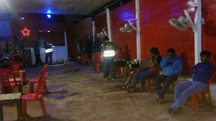 Rescatan a 32 víctimas de trata personas en campamento minero de Madre de Dios