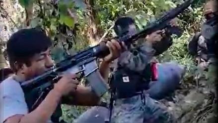 Video | Así vivió la Policía la emboscada en el Vraem