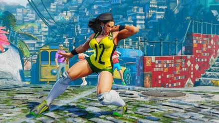 Los peleadores de Street Fighter V estrenan trajes deportivos