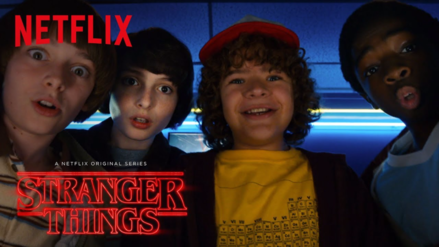 YouTube | Nuevo tráiler de la segunda temporada de 'Stranger Things'