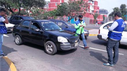 Más de 255,000 vehículos con papeletas tienen orden de captura en Lima