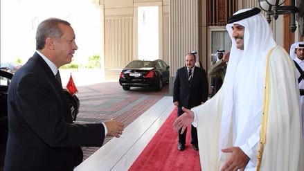 El presidente turco intentará apaciguar las tensiones de Qatar y sus vecinos