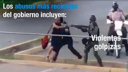 Human Rights Watch difunde video sobre la