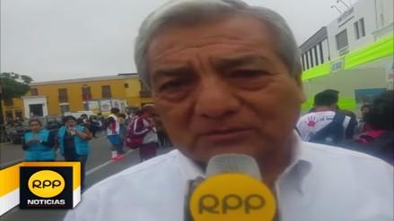 Alcalde de Trujillo exhortó a la policías revaluar sus operaciones por inseguridad